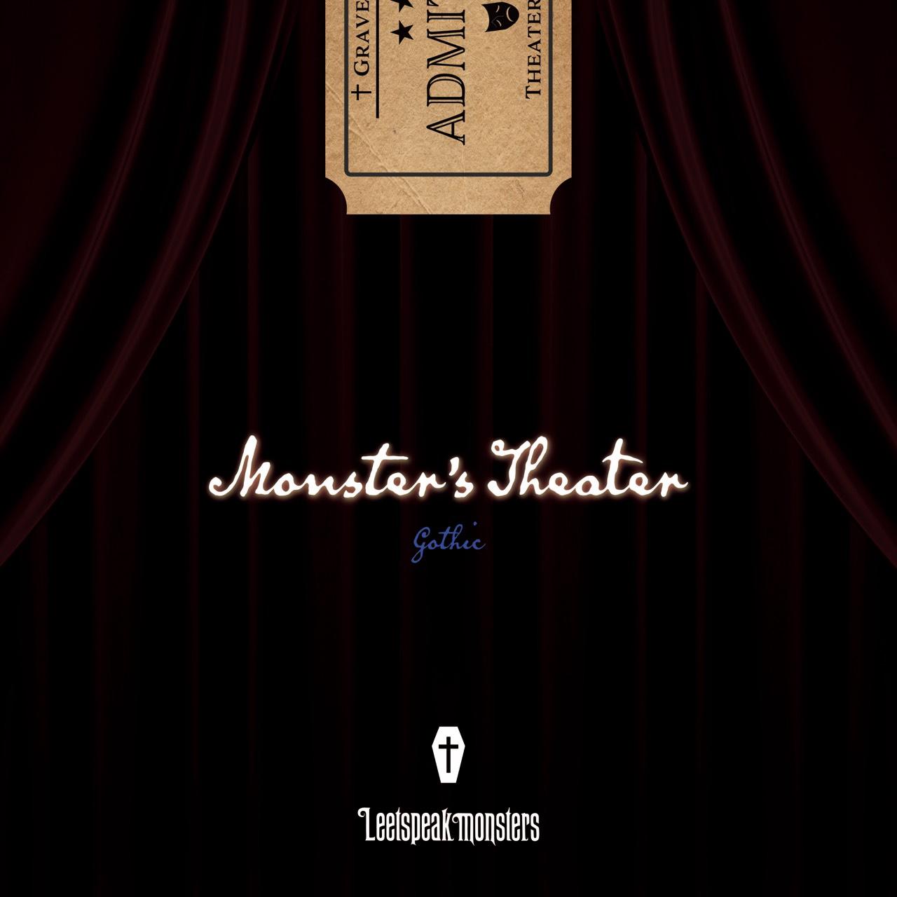 1st FULL ALBUM『Monster's Theater』